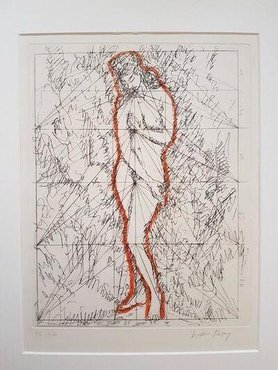 Man Ray, 'Woman in Landscape', 1972