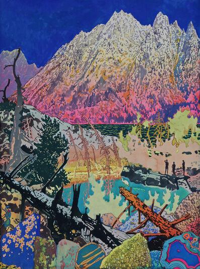 Aaron Morse, 'Mt St John ', 2017