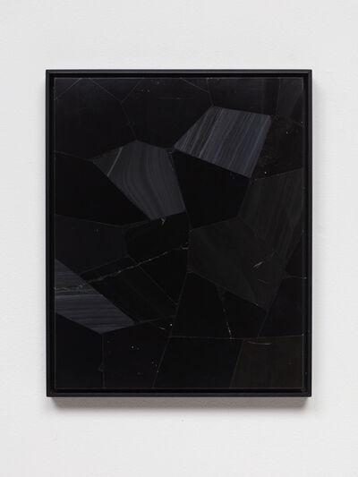 Prem Sahib, 'Obsidian Mirror IV.I', 2021