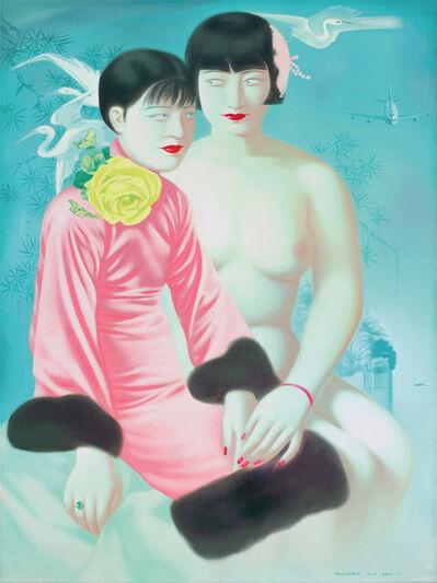Feng Zhengjie, 'Le Papillon Amoureux No.03', 2001-2002