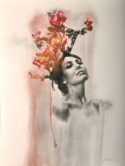 Rosie Emerson, 'Blood Roses', 2018