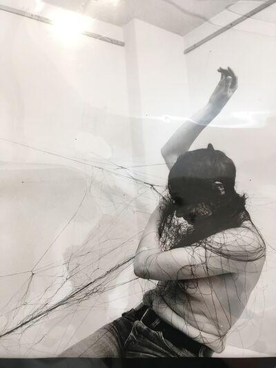 Annegret Soltau, 'Permanente demonstration 19.1.1976', 1976