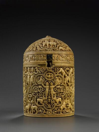 'Pyxide au nom d'al-Mughira (Pyxis of al-Mughira)', 968