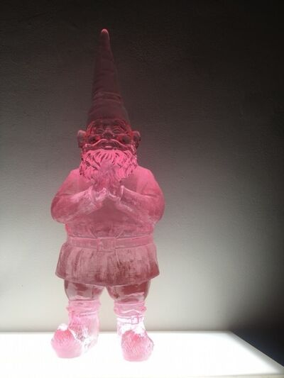 "Sam Tufnell, '""Pink Gnome""', ca. 2019"