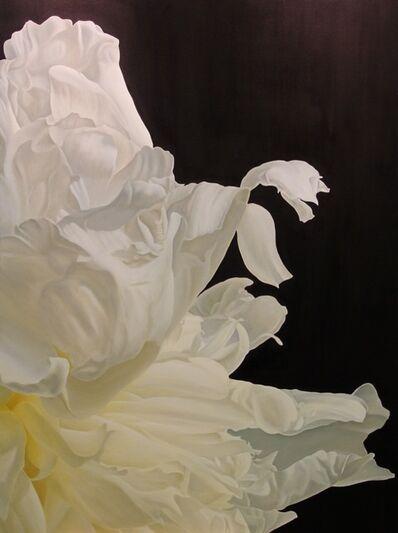 Donald Peeler, 'White Peony III', 2012