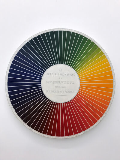 Gan Siong King, 'Colour Wheel', 2015