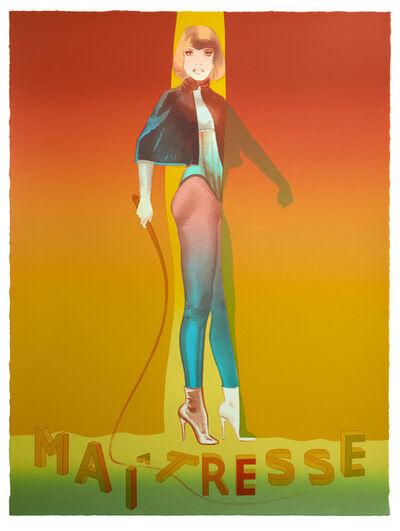 Allen Jones, ' Maitresse I', 2016