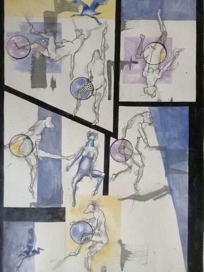 Mamady Seydi, 'Untitled 3', 2018