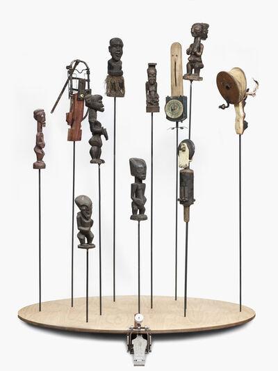 Jaco van Schalkwyk, 'Retroquire xiGubu', 2017