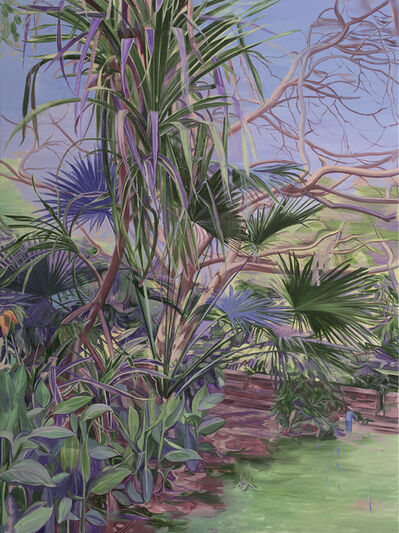 Lei Qi, 'The Jungle By The Irrawaddy River', 2018