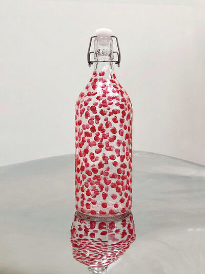 Zhang Yu 張羽, 'Bottle Filled with Fingerprints 4-20190714 ', 2019
