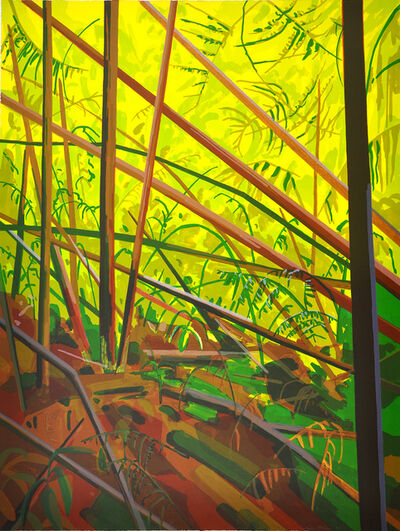 Claire Sherman, 'Underbrush', 2018