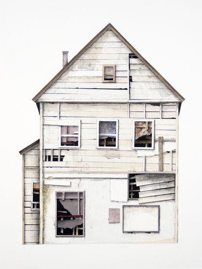 Seth Clark, 'House Portrait Series XIX', 2019