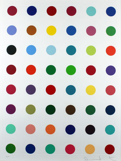 Damien Hirst, 'Untitled, from Re-Object Mythos', 2007