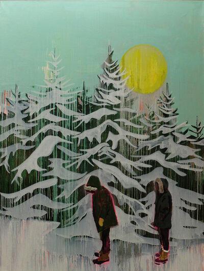 Kim Dorland, 'Exhaustion', 2015
