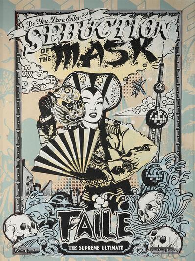 FAILE, 'Seduction of the Mask', 2007