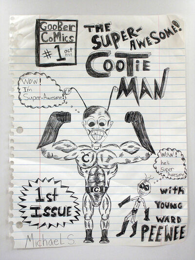 Michael Scoggins, 'The Super Awesome Cootie Man', 2007