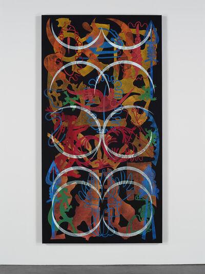 Philip Taaffe, 'Portal (Elegidia)', 2019