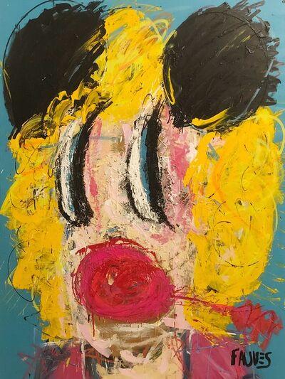John Paul Fauves, 'Mary LSD', 2019