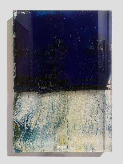 Park Byung-Hoon, 'Untitled Dark Blue', 2019