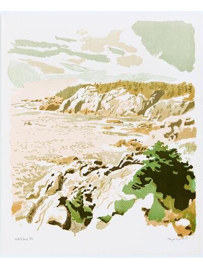 Fairfield Porter, 'Isle au Haut', 1975