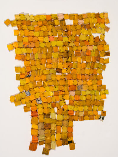 Serge Attukwei Clottey, 'Commit to Excellence', 2019