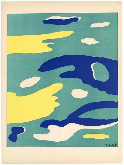 Fernand Léger, 'L'Eau', 1937