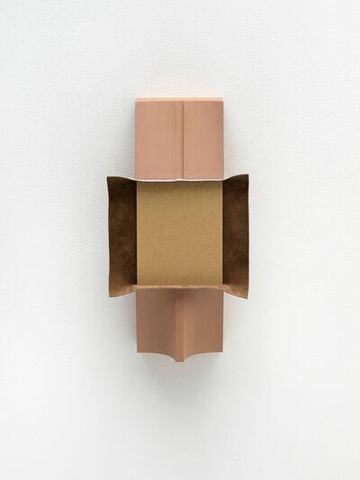 B. Ingrid Olson, 'Small of Back, Velvet Lay Fold', 2018
