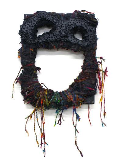 Jacin Giordano, 'Mask For Hunting Rainbows (big smile)', 2013