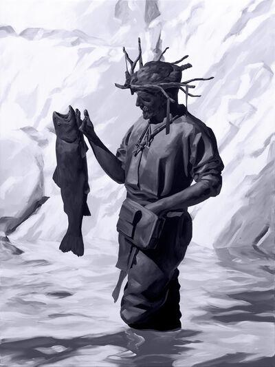 Yoann Mérienne, 'Fishing', 2018