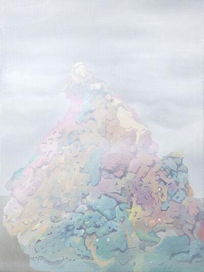 Amelia Carley, 'sand blob (fog)', 2017
