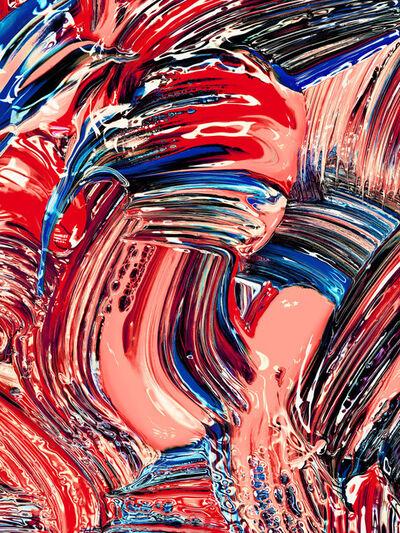 Jill Greenberg, '160128 Painting 0631 - Edition 1/1'