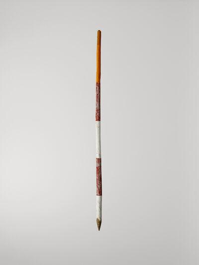 Patrik Fuchs, 'Schneezeichen 039A', 2013