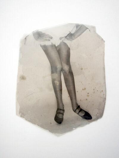 Melanie Walker, 'Black Shoes', 2018