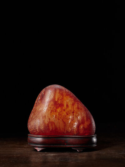 Unknown, 'Agate 'mountain' weight', NA