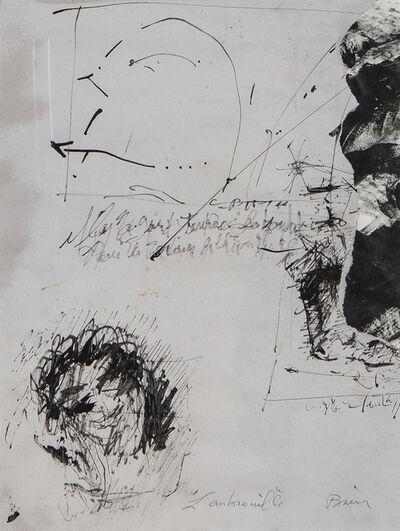 Patrice Brien, 'Colère, l'embrouille', 2017