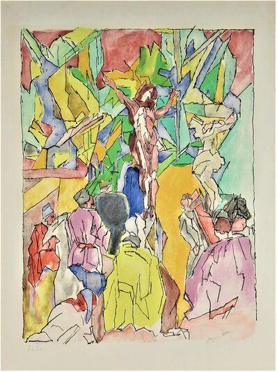 Jacques Villon, 'Golgotha', 1956