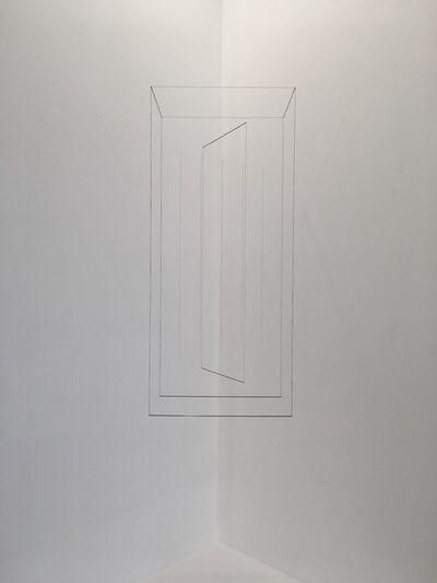 Jong Oh, 'Line Sculpture (cuboid) #22', 2018