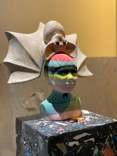 Haidee Nel, 'Bechstein Bat', 2020