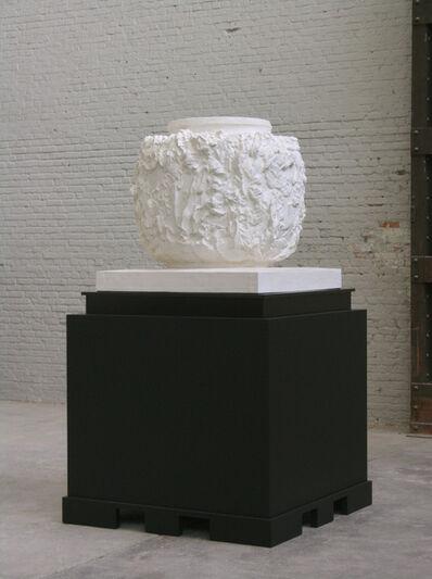 Didier Vermeiren, 'Etude pour l'urne #2', 2007