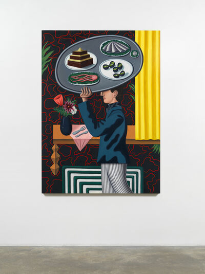 Jonathan Gardner, 'The Waiter', 2018