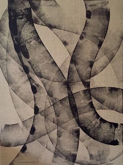 Azadeh Ghotbi, 'Crossroads 25', 2016