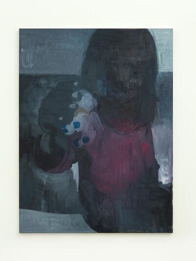Valentina Liernur, 'Romana con juguete', 2021