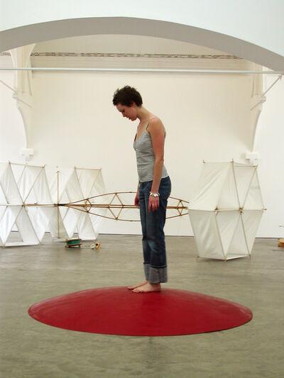 Paul Ramírez Jonas, 'Top of the World (Red Ball)', 1997