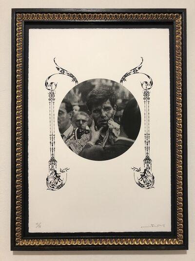 Nina Mae Fowler, 'Bull (Fever) - Framed', 2011