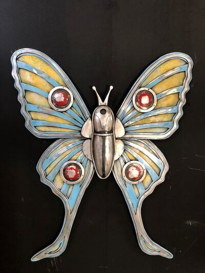 Bates Wilson, 'Luna Moth', 2019
