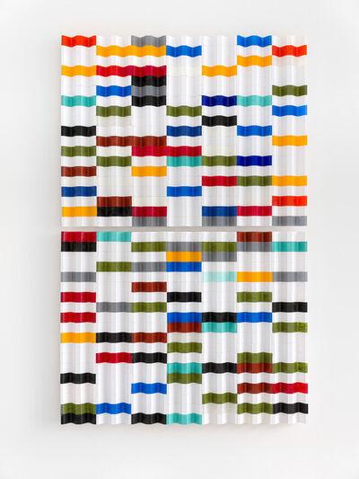 Sirous Namazi, 'Banner', 2020