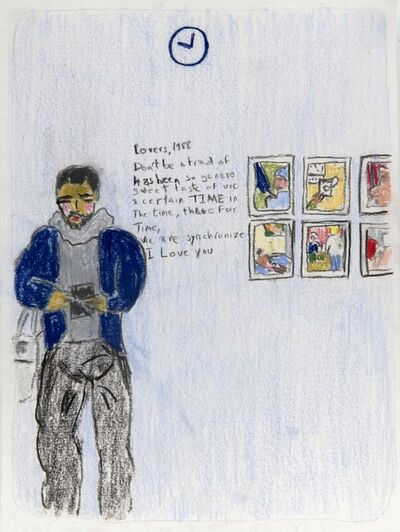 Soufiane Ababri, 'Bedwork LVI',  2018