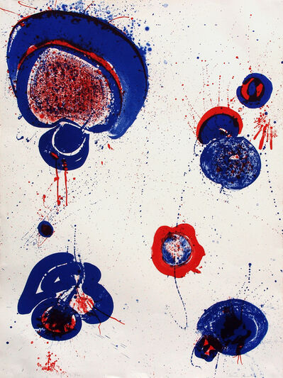 Sam Francis, 'SF-23 Chinese Planet', 1963