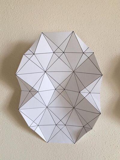 Vincenzo Marsiglia, 'Fold Paper', 2019